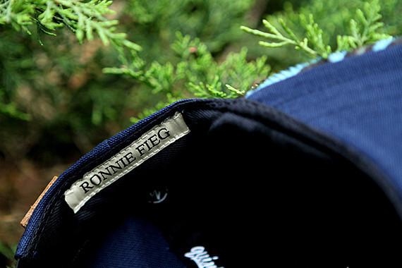 Дизайнер Ронни Фиг совместно с маркой Quintin выпустил линейку кепок. Изображение № 11.