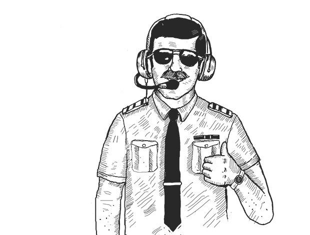 Совет: Как стать пилотом. Изображение № 9.