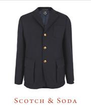 Как правильно носить и выбирать блейзеры — пиджаки на медных пуговицах. Изображение № 32.