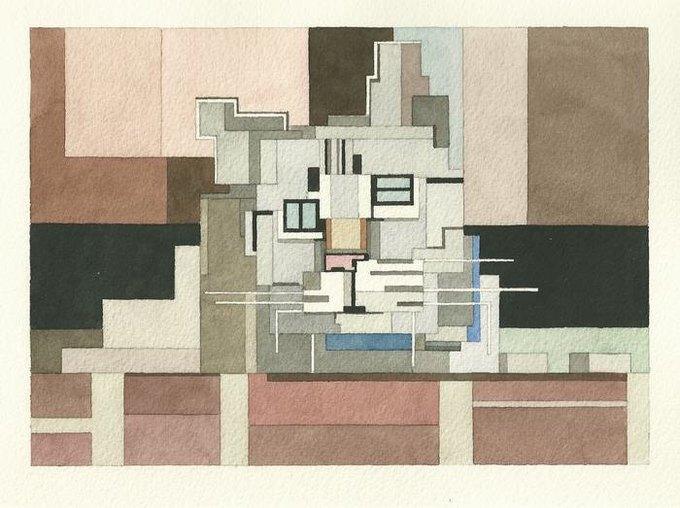 Адам Листер: Иконы поп-культуры в 8-битной живописи. Изображение № 12.