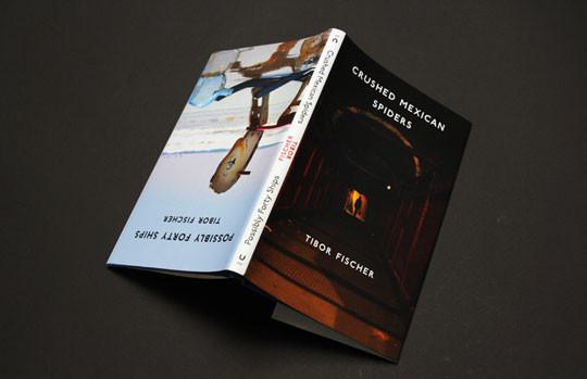 Книга английского писателя Тибора Фишера —второй релиз проекта Unbound. Изображение № 2.