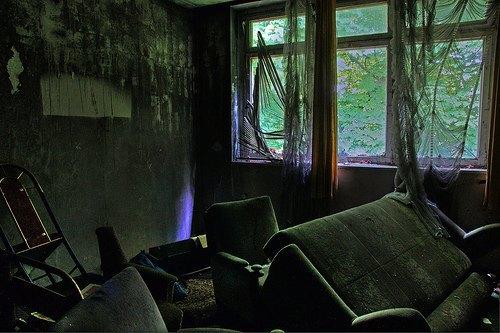 На eBay выставлен заброшенный парк аттракционов . Изображение № 6.