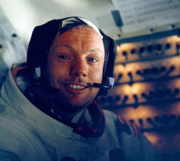 Скончался астронавт Нил Армстронг. Изображение № 1.