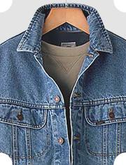 История и классические модели джинсовых курток. Изображение № 4.
