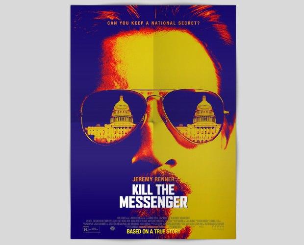 Трейлер дня: «Убить гонца». Криминальная драма о нелегкой судьбе журналиста в современном мире. Изображение № 1.