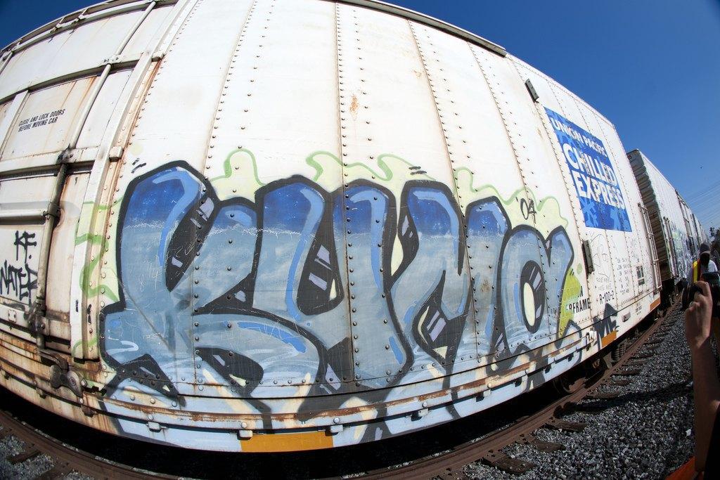 True 2 Death: Блог о разрисованных поездах из Южной Калифорнии. Изображение № 18.