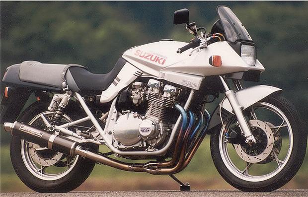 Сумасшедший гений: 10 самых странных и недооцененных мотоциклов. Изображение № 1.