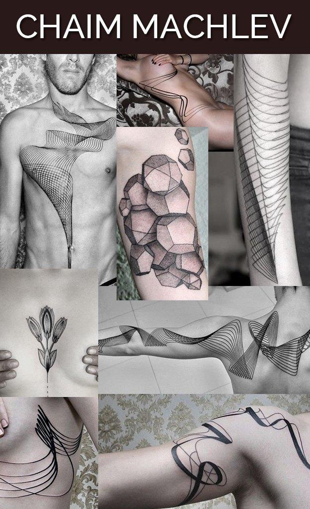 Buzzfeed составил список лучших тату-мастеров мира. Изображение № 2.