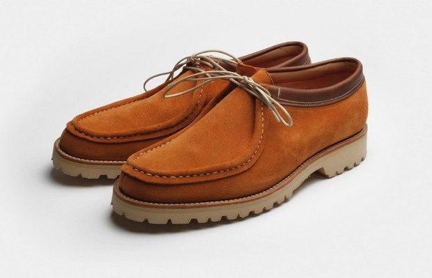 Марка Grenson выпустила весеннюю коллекцию обуви. Изображение № 4.