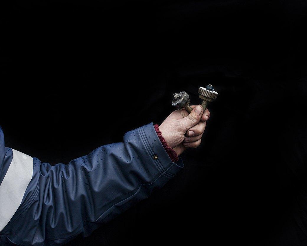 Фотопроект: Самодельное оружие украинской революции. Изображение № 13.