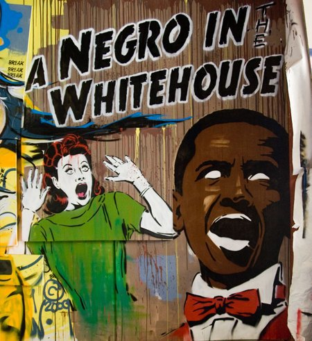 15 политических граффити из разных уголков мира. Изображение № 5.