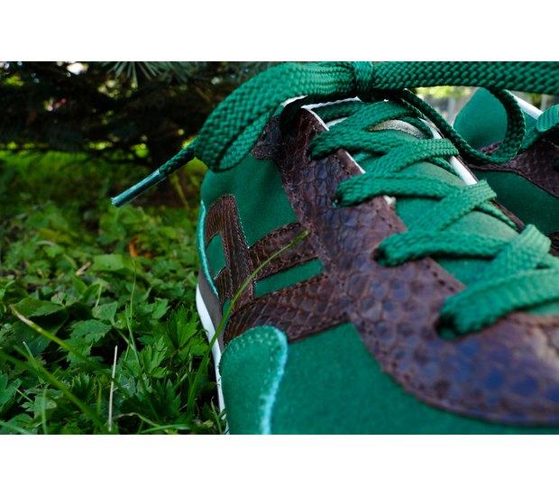 Марка AFOUR и магазин Zefear представили совместную коллекцию кроссовок. Изображение № 6.