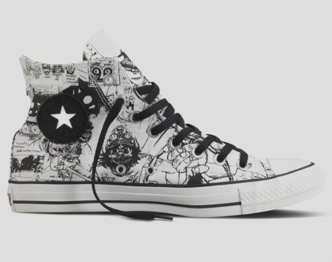 5 новых проектов американской марки Converse. Изображение № 8.