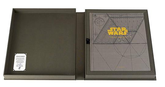 Книга о технической стороне съемок картины «Звездные войны». Изображение № 6.