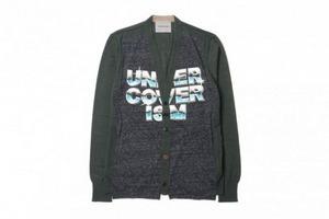 Марка Undercover опубликовала лукбук весенней коллекции одежды. Изображение № 28.