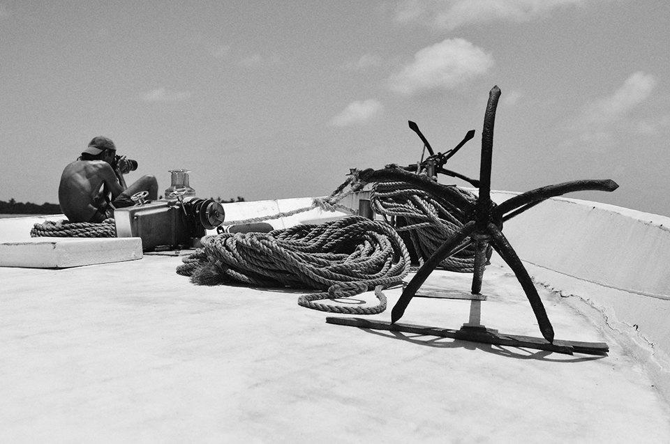 Russia Goes Surfing: Репортаж из серферского лагеря на Мальдивах. Изображение № 17.