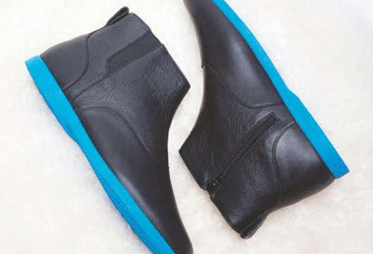 Американская марка Clae выпустила осеннюю коллекцию обуви. Изображение № 8.