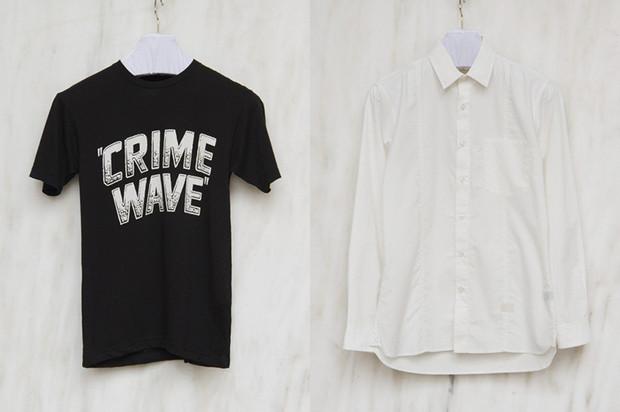 Американская марка Freshjive выпустила вторую часть весенней коллекции одежды. Изображение № 5.