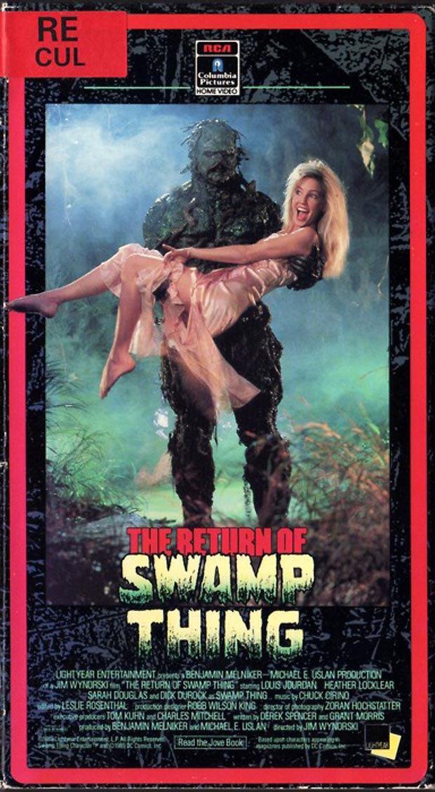 VHS Cover Junkie: Tumblr-блог коллекционера обложек видеокассет . Изображение № 14.