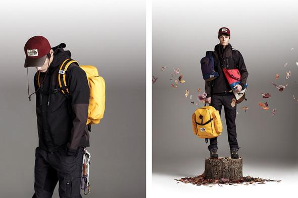 Лукбук новой коллекции марки The North Face F/W 2011. Изображение № 2.