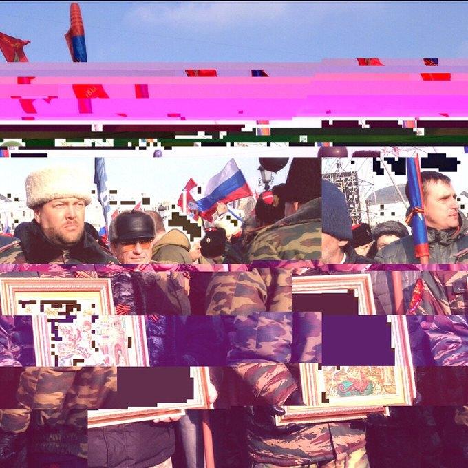 Как я сходил на митинг «Антимайдана» и получил кислотную интоксикацию. Изображение № 5.