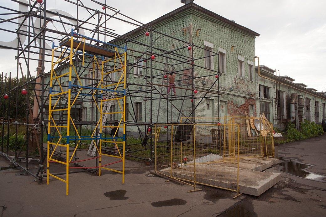 Outline: Как выглядят декорации самого масштабного рейва в городе. Изображение № 26.