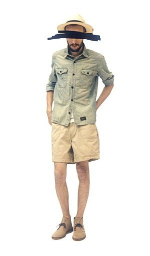 Марка Wtaps опубликовала лукбук весенней коллекции одежды. Изображение № 2.