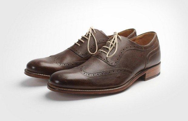 Марка Grenson выпустила весеннюю коллекцию обуви. Изображение № 30.