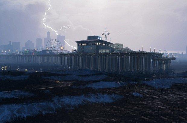 Опубликованы новые скриншоты из игры Grand Theft Auto V . Изображение № 2.