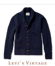 Серый кардиган: История и разновидности свитеров на пуговицах. Изображение № 11.