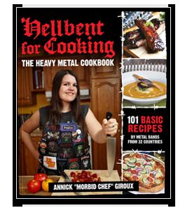 7 кулинарных книг, написанных музыкантами. Изображение № 3.