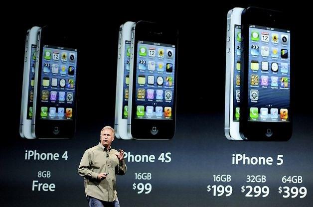 Apple создают дешевый iPhone. Изображение № 1.