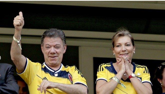 Президент Колумбии разрешил гражданам страны уйти пораньше с работы ради матча сборной. Изображение № 1.