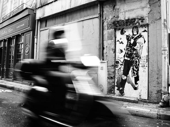 Новая работа уличного художника WK Interact. Изображение № 3.