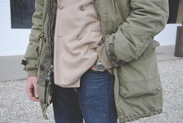 Детали: Репортаж с выставки мужской одежды Pitti Uomo. День третий. Изображение № 18.