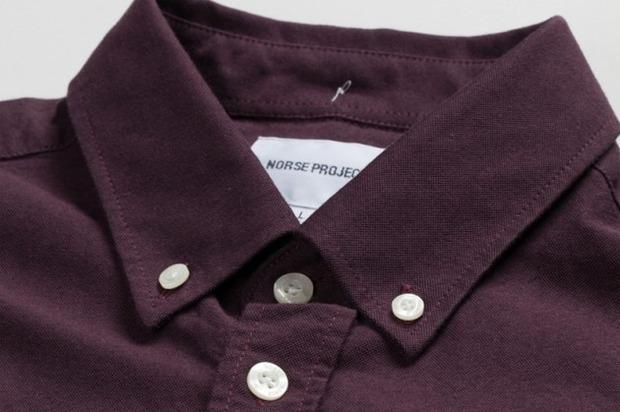 Марка Norse Projects представила новую коллекцию одежды своей линейки Holiday. Изображение № 4.
