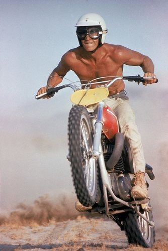 Мотоцикл Стива МакКуина выставили на аукцион. Изображение №8.