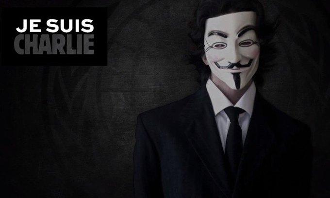 Хакеры Anonymous атаковали сайт джихадистов  . Изображение № 1.