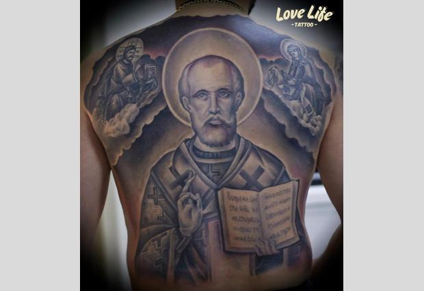 Избранные работы студии Love Life Tattoo. Изображение № 23.