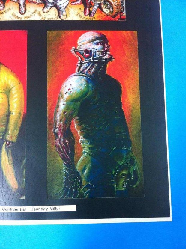 Опубликованы первые концепт-арты фильма «Безумный Макс: Дорога ярости». Изображение № 15.