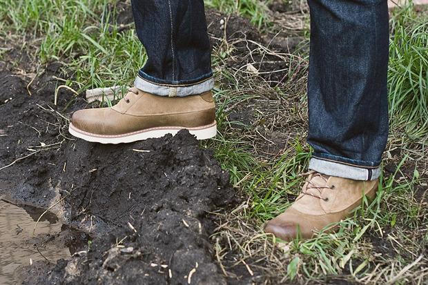 Новая марка: Кроссовки и осенние ботинки Apparel Bear Company. Изображение № 9.