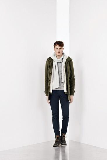 Марка Lacoste представила осеннюю коллекцию одежды. Изображение № 9.