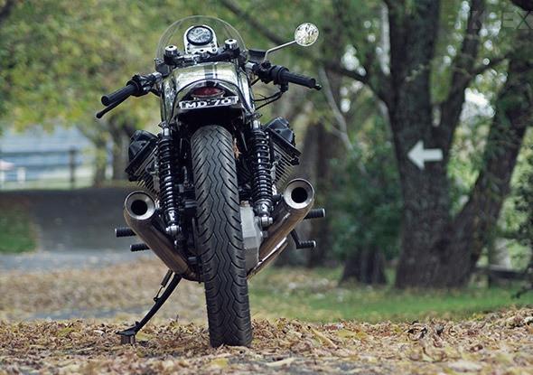 Топ-гир: 10 лучших кастомных мотоциклов 2011 года. Изображение № 6.