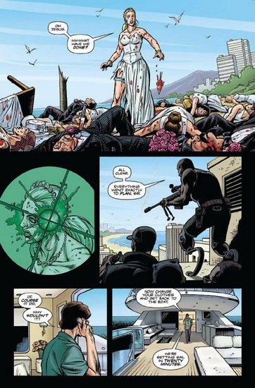 Режиссер «Пипца» экранизирует еще один комикс Марка Миллара «Тайная служба». Изображение № 6.