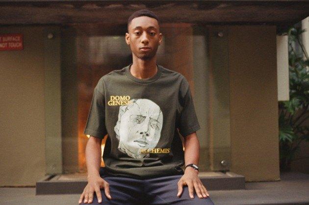 Хип-хоп-группировка Odd Future выпустила весенний лукбук своей коллекции одежды. Изображение № 22.