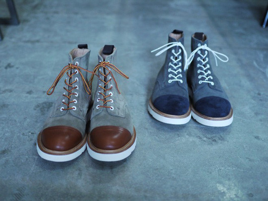 Две новых коллекции дизайнера Марка МакНейри. Изображение № 6.