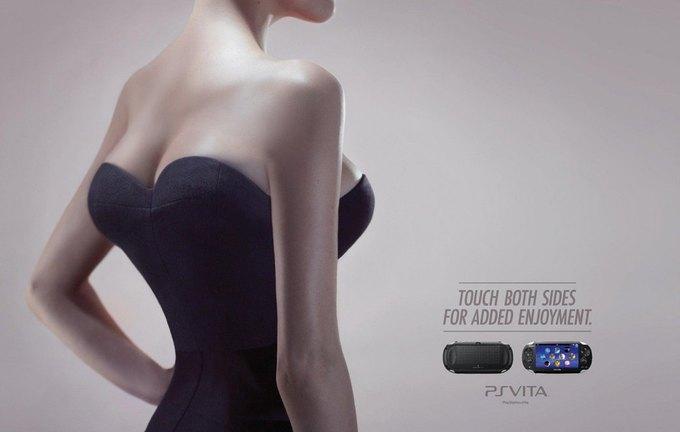 Как Sony снимает неполиткорректную и скандальную рекламу. Изображение № 3.