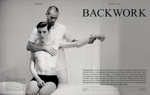 Изображение 5. Men's Digest: обложка Fantastic Man, блог Free/Man о мужских браслетах, распродажа Code7.. Изображение № 5.
