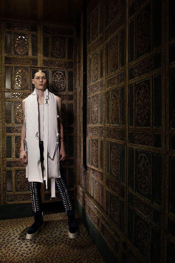 Марка Hood By Air показала новую коллекцию одежды. Изображение № 1.