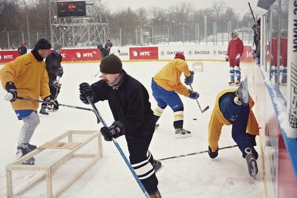 Репортаж с хоккейного турнира магазина Fott. Изображение № 19.
